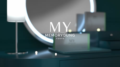"""MY Memory Young与您慢下来 """"精致""""护肤"""